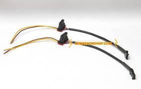 hella oem xenon headlight hid ballast to igniter cable plug wiring oem hella 5dv 008 290 00 xenon hid d2s ballast wiring harness cord cable plug