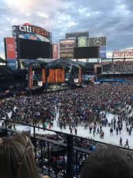 Citi Field Section 330 Row 2 Seat 7 Steely Dan Tour The