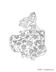 Barbie Princess And The Popstar Coloring Pages 03 Spa Day Party