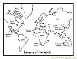 Small Picture 18 best WORLD MAP PRINTABLE COLORING PAGES images on Pinterest