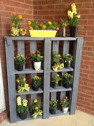 Small Picture The 25 best Pallet planter box ideas on Pinterest Single wooden