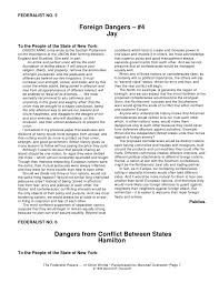 sample federalist paper summary sparknotes public liberty depends this essay follows a theme similar to federalist no 10 and appeared in the maryland gazette and baltimore