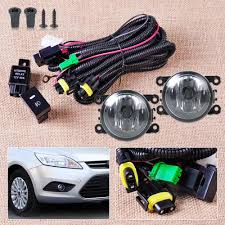 Ford Focus Fog Lights Switch Citall Wiring Harness Sockets Switch 2 H11 Fog Lights Lamp 4f9z 15200 Aa For Ford Focus Mustang Honda Cr V Acura Tsx Nissan