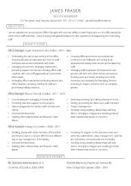 96 Office Manager Resume Template Functional Resume Sample