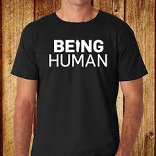 Details About New Being Human Bbc Tv Show Mens Black T Shirt Size S 3xl Free Shipping