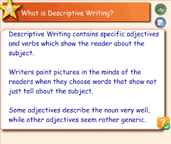 copy of descriptive writing lessons teach smart exchange usa descriptive writing