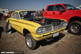 1962 Pontiac Tempest How To Fool People At The Dragstrip Speedhunters