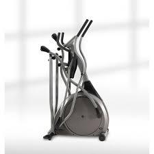 vision fitness x6100 hr folding elliptical northton ex display model