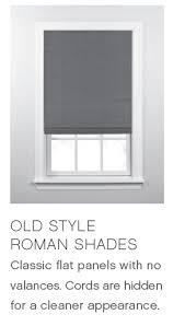 roman shades styles. Interesting Roman Standard Roman Shade For Shades Styles D
