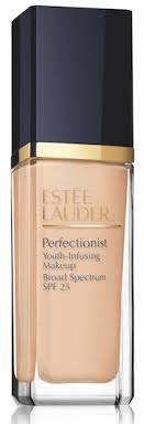perfectionist youth infusing makeup broad spectrum spf 25 looks good and more importantly feels good on estee lauder perfectionist makeup bottle