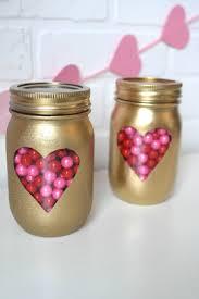 How To Decorate Mason Jars DIY Valentine's Day Mason Jars 20