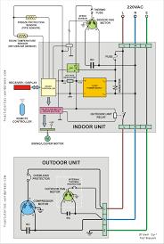 central air conditioner block diagram   hk ee net air conditioning    central air conditioner circuit diagram delanair mark ii