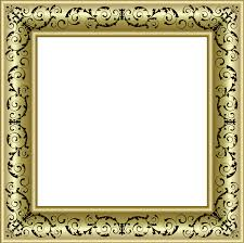 black and gold frame png. Unique Png View Full Size  With Black And Gold Frame Png O