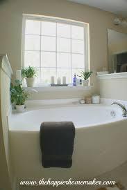 Decorating Around a Bathtub | The Happier Homemaker | home ...