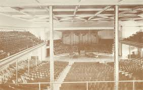 Twichell Auditorium Seating Chart Our Story Spartanburg Philharmonic