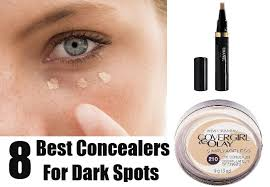 a concealer forms an essential part of makeup it is used to hide dark spots and under eye circles that may include blemish marks and discolouration