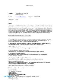 How Long Should A Resume Be Inspiration Dj Resume Example Resume