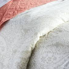 3 piece mission paisley comforter set by tommy hilfiger european sham