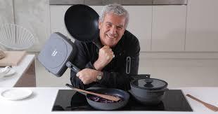 Domo <b>Enjoy cooking</b> pentole e padelle antiaderenti
