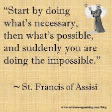 St Francis Quotes Simple 48 Motivational Quotes For Success Organize Anything Group Board