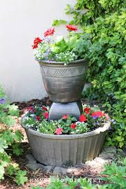 You can choose between a wide variety of shapes and plants, and you can even pave a little corner of your garden with pebbles. 40 Unique Container Gardening Ideas Empress Of Dirt