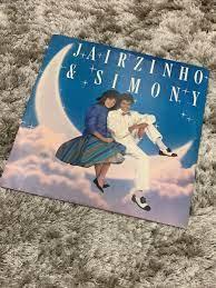 Disco Vinil Jairzinho &Amp; Simony | Item de Música Discos Cbs Usado  46216869