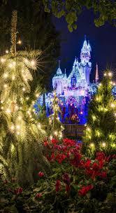 Disneyland Christmas Iphone Wallpaper