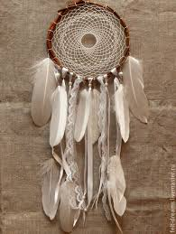 Buy A Dream Catcher Dreamcatcher Snowy morning shop online on Livemaster with 99