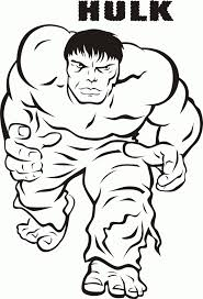 Free Printable Hulk Coloring Pages For Kids Crafts Hulk Coloring