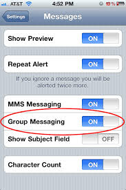 Daily Tip How To Enable Group Mms Text Messaging Imore