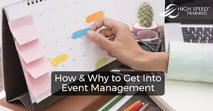 How To Get Into Management How Why To Get Into Event Management Without A Degree