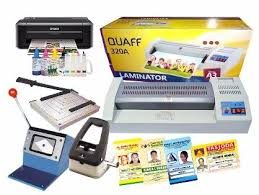 Id Brand Training Art Uniprintcavite Cavite Printing Business New City Philippines Package Free - Digital -- Pvc