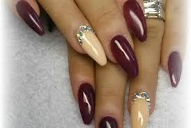 Gélove Nechty Modelovanie Gélových Nechtov Nails Farebné Uv