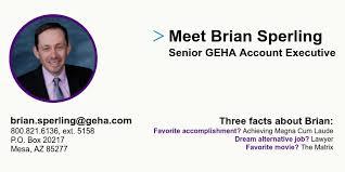 Brian Sperling | GEHA