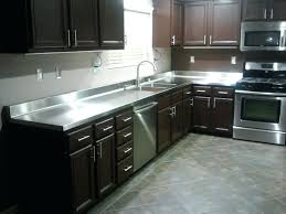 stainless steel kitchen countertops stainless steel cabinetry counter tops metal works stainless steel kitchen countertops philippines stainless steel