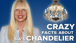 sia crazy facts about s chandelier crazy facts about sia s chandelier metros