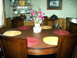 dining table protector pads round table pad protector round table pad protector large size of room
