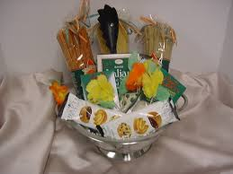 picture of pasta gift basket unwrapped pasta gift basket
