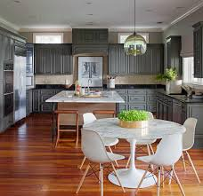 light kitchen table. Kitchen Table Pendant Light Creates A Modern Centerpiece In Savannah Home