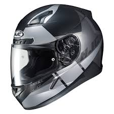 Hjc Helmets 852 754 Cl 17 Boost Large Mc 5sf Full Face Helmet