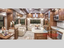 drv luxury suites mobile suites fifth wheel interior