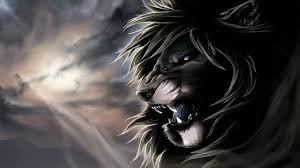 Black Lion Hd Wallpaper Pictures Animated Lion Hd