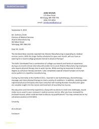 Cover Letter Sample Free With Unsolicited Application Letter Sample