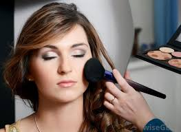 blush is a type of makeup that is often applied to the cheek area to enhance appearance