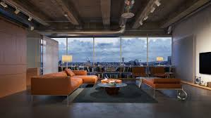 Polished Concrete Floor Loft N In Innovation Ideas