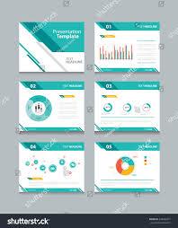 Ppt Template Design Free Business Presentation Template Setpowerpoint Template Design Stock