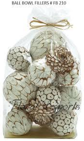 Decorative Bowl Filler Balls Bulk Decorative Bowl Fillers Balls Sola Ball Bowl Fillers 10