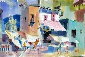 famous watercolor artists
