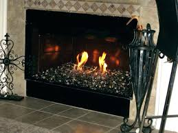 gas fireplace lava rocks rock scintillating glass for fireplaces pictures best log roc