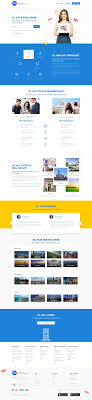 17 best images about website templates website psd seller bailout homepage website